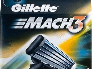 Gillette Mach 3 náhradné hlavice 1x8 ks