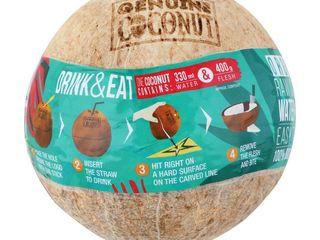 Kokosový orech eat & drink