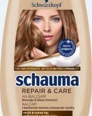 Schauma Repair & Care regenerácia a starostlivosť balzam na vlasy 1x200 ml