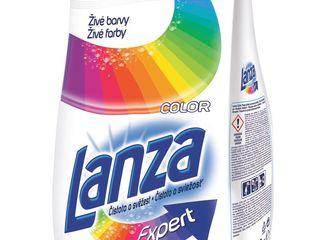 Lanza Expert color prací prášok 60 praní 1x4,5 kg