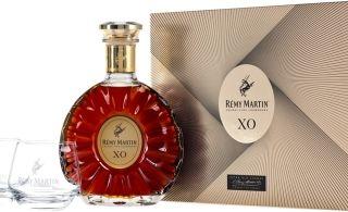 Obrázok Remy Martin X.O. 40% 0,70 L + 2 poháre