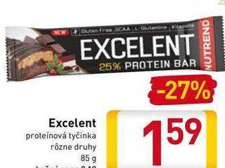 Excelent proteinová tyčinka  85 g
