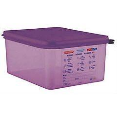 Gastro nádoba Araven alerg. potraviny 1/6 150mm 1ks