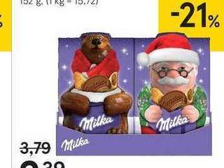 Milka vianočný box, 152 g