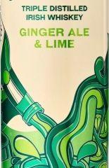 Obrázok Jameson Ginger Ale & Lime 5% 0,25 L