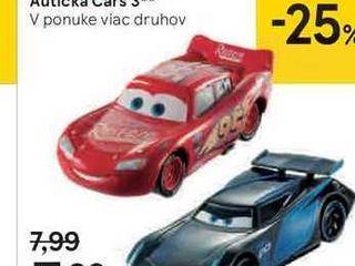 Obrázok Autíčka Cars 3