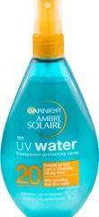 Transparentný sprej na opaľovanie UV Water OF 20, 150 ml