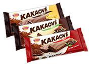 Obrázok Kakaové rezy 3 druhy 50 g