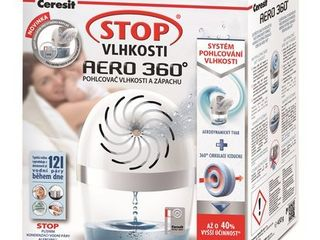 Ceresit STOP vlhkosti AERO prístroj 450 g, biely