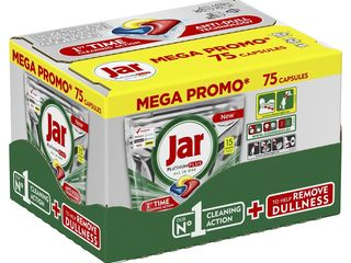 Jar platinum plus yellow kapsule do umývačky riadu 5x15 ks box