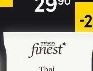 Tesco finest Brambůrky thajské sladké chilli, 54 g