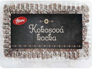 Obrázok Kokosová kocka