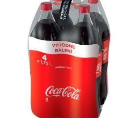 obrázek Coca-Cola 4pack (4 x 1,75l)