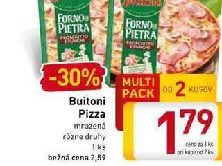 Buitoni Pizza 1 ks