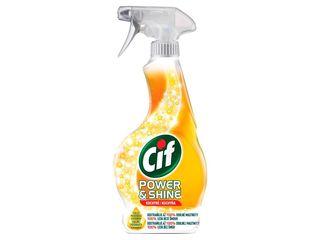 Cif Power&Shine Kuchyňa ultrafast čistiaci sprej 1x500 ml