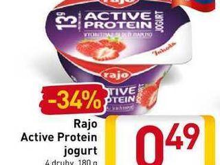 Rajo Active Protein jogurt  180 g