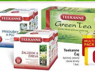 Obrázok Teekane čaj rôzné druhy