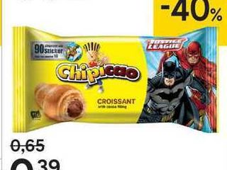 Croissant Chipicao, 60 g