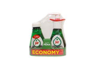 Jar Okamžitá pena 350ml+ 375ml economy pack