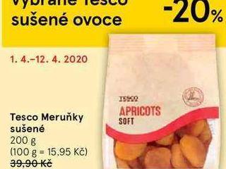 Tesco Meruňky, 350 g