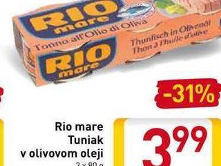 Rio Mare  3 x 80 g
