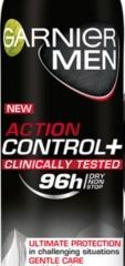 Garnier Men Action Control Clinical antiperspirant sprej pánsky 1x150 ml