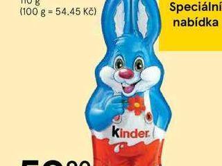 obrázek Kinder Zajíc, 110 g