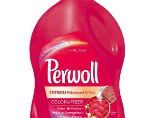 Perwoll Renew&Repair Color and Fiber prací gél 1x2,7 l