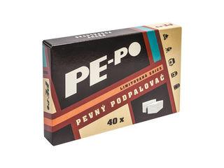 Obrázok PE-PO Pevný podpaľovač