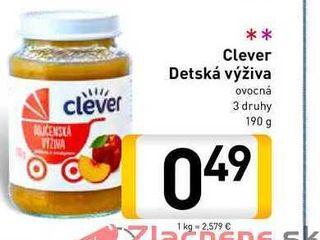 Clever Detská výživa  190 g