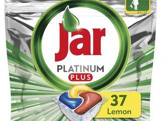 Jar platinum plus yellow kapsule do umývačky riadu 1x37 ks