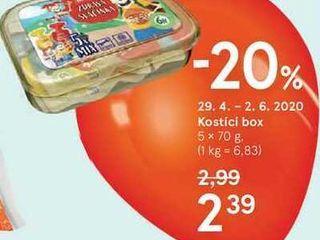 Koostíci box, 5 x 70 g