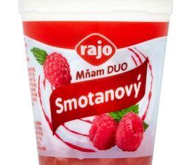 Obrázok Rajo Mňam Duo Smotanový jogurt 145 g