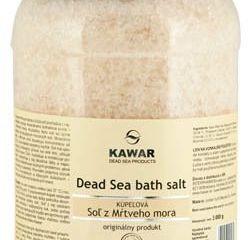 Kawar soľ z mŕtveho mora 1x3 kg