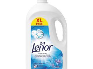Lenor Spring Awakening prací geél 67 praní 1x3,685 l
